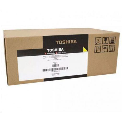 Toshiba T-FC305PY-R Genuin Yellow Toner
