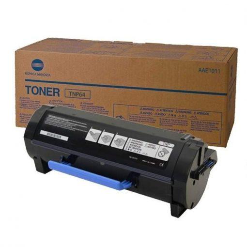Minolta TNP64 25K Genuin Black Toner