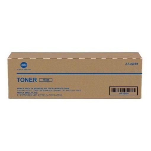 Minolta TN326 Genuin Black Toner