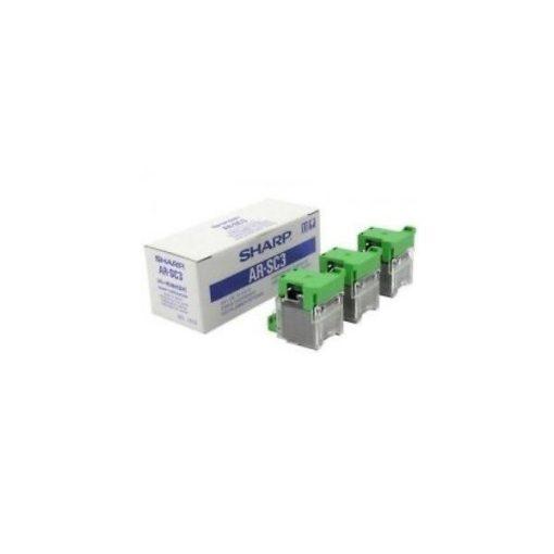 Sharp ARSC3 tűzőkapocs MXFNX4-hez 3x2000db (Genuin)