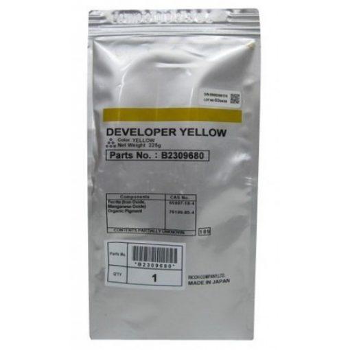 Ricoh MPC3500 B2309680 Genuin Yellow Developer