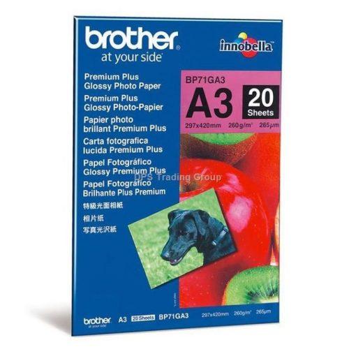 P Brother BP71GA3 fotópapír A3 (Eredeti)