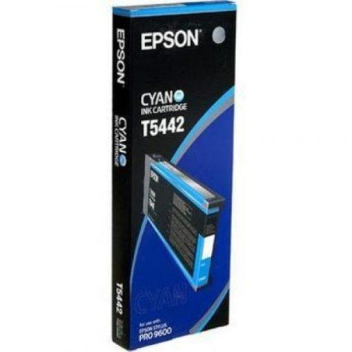 Epson T5442 Eredeti Cián Plotter Tintapatron