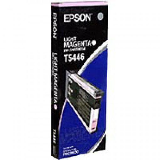 Epson T5446 Eredeti Világos Magenta Plotter Tintapatron