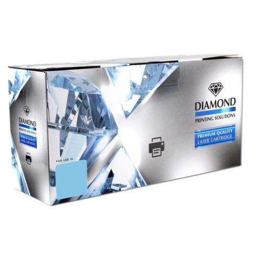CANON CRG726 Utángyártott Diamond Fekete Toner