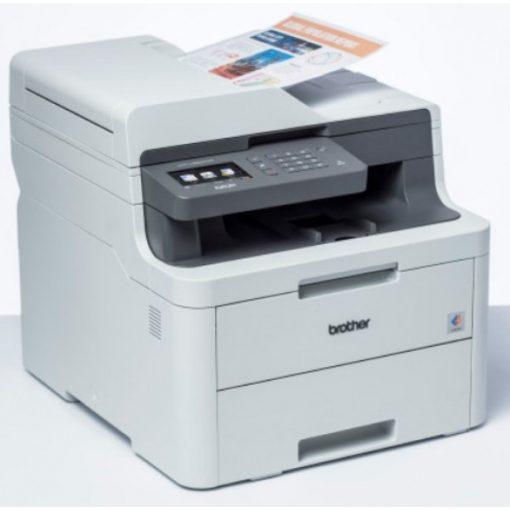 Brother DCPL3550CDW Multifunkciós Nyomtató