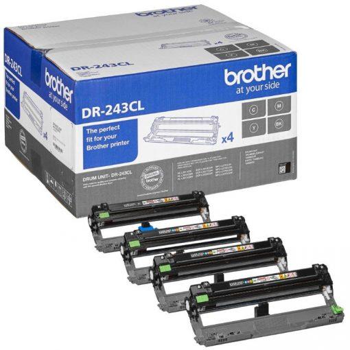 Brother DR243CL Eredeti Dobegység