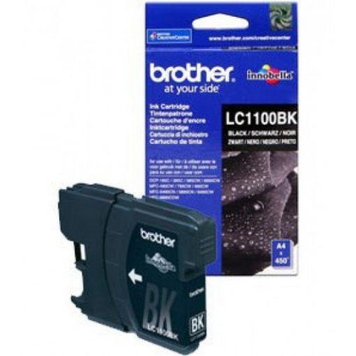 Brother LC1100BK Eredeti Fekete Tintapatron