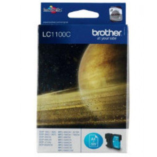 Brother LC1100C Eredeti Cyan Tintapatron