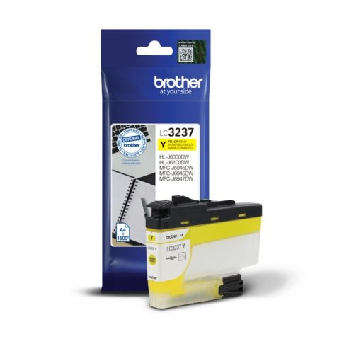 Brother LC3237Y Eredeti Tintapatron