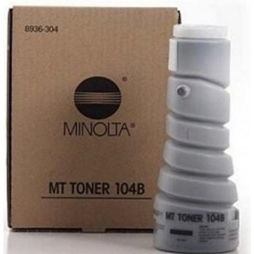 Minolta 104B 2db Genuin Black Toner