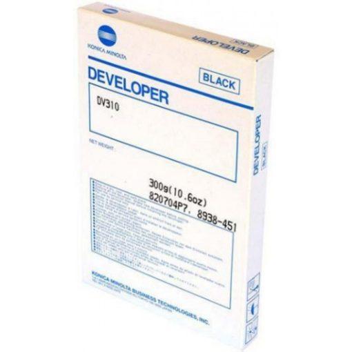 Minolta B250/B350 DV310 Genuin Black Developer