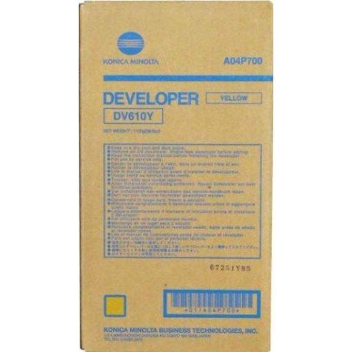 Minolta DV610 Genuin Yellow Developer