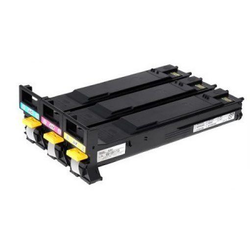 Minolta MC5550/MC5570 Szett Genuin TriColor (CMS) Toner