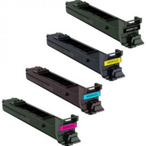 Minolta C20 TN3/A0DK153 Genuin Black Toner