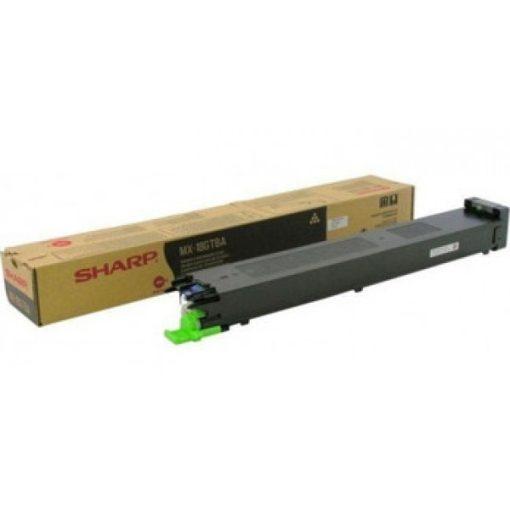 Sharp MX18GTBA Genuin Black Toner