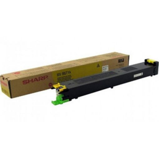 Sharp MX18GTYA Genuin Yellow Toner