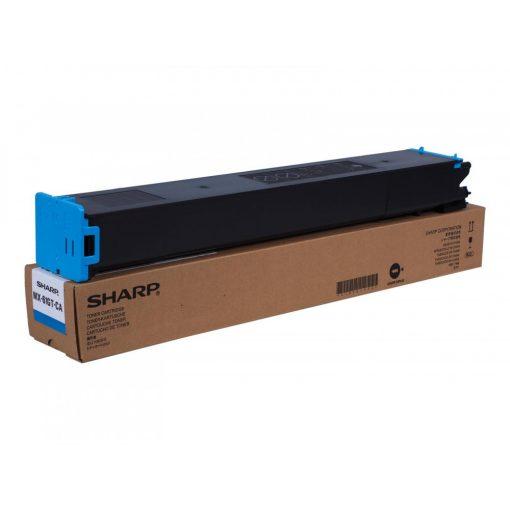 Sharp MX61GTCA Genuin Cyan Toner