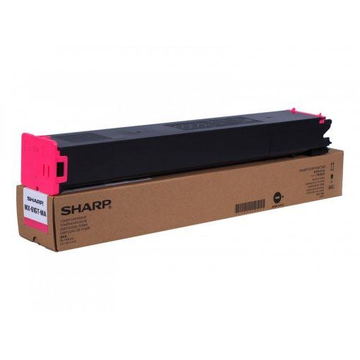 Sharp MX61GTMA Genuin Magenta Toner