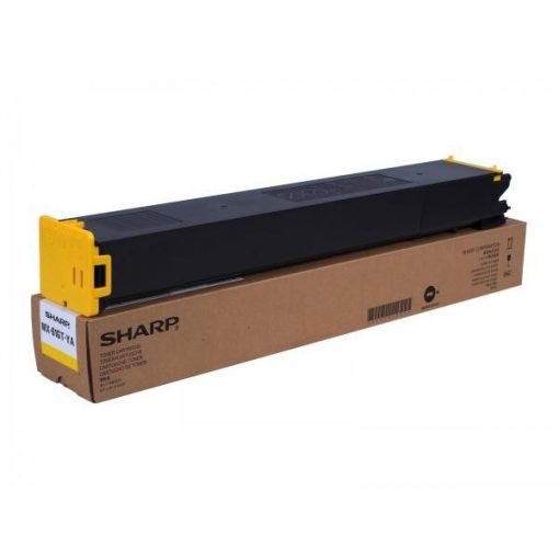 Sharp MX61GTYA Genuin Yellow Toner
