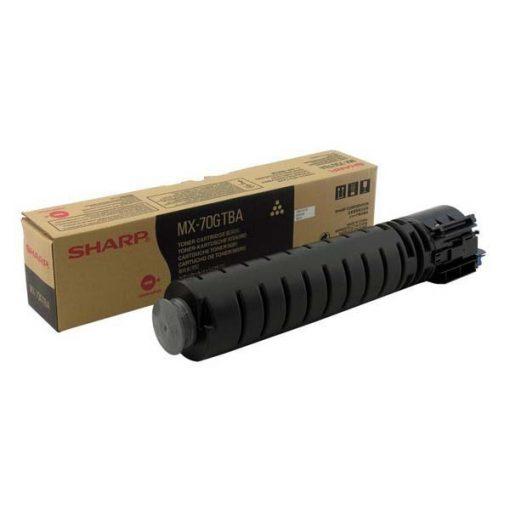 Sharp MX70GTBA Genuin Black Toner