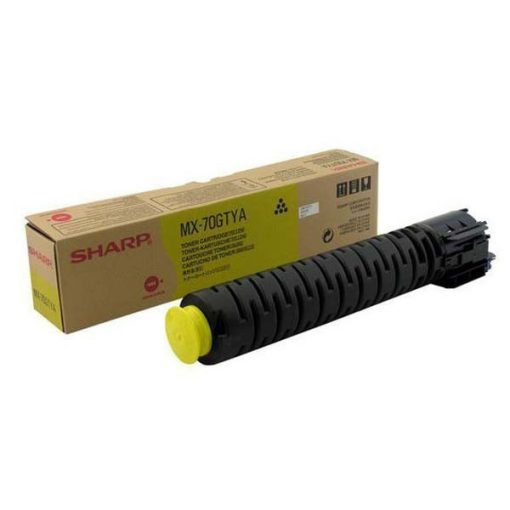 Sharp MX70GTYA Genuin Yellow Toner