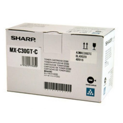 Sharp MXC30GTC Genuin Cyan Toner