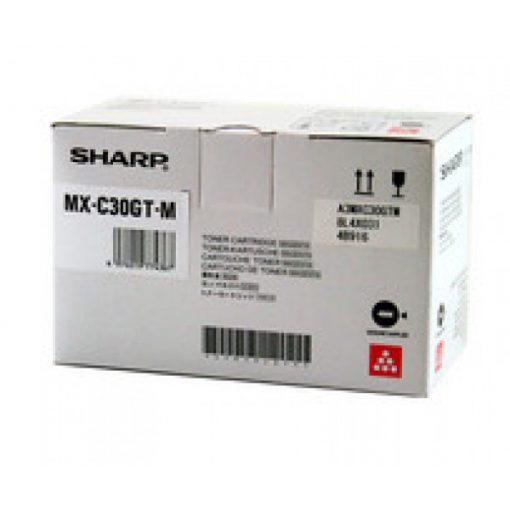Sharp MXC30GTM Genuin Magenta Toner