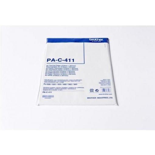 Brother PAC411 hőpapír (Eredeti)