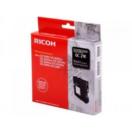 Ricoh GX3000/5050 ink GC21K Genuin Black Toner