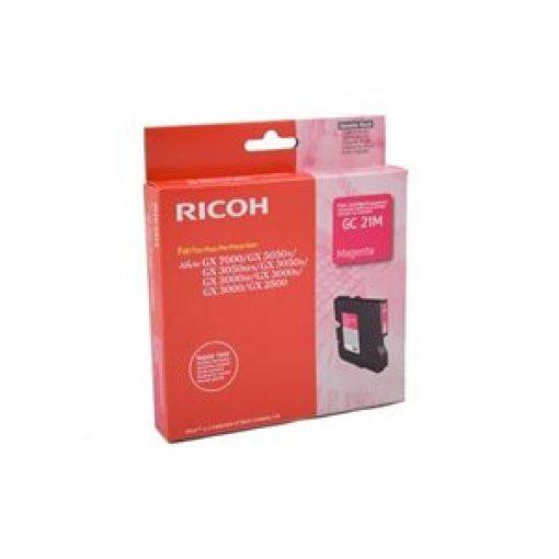 Ricoh GX3000/5050 ink GC21M Genuin Magenta