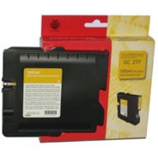 Ricoh GX3000/5050 ink GC21Y Genuin Yellow