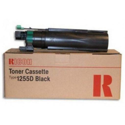 Ricoh Afi120 TYPE1255D Genuin Black Toner