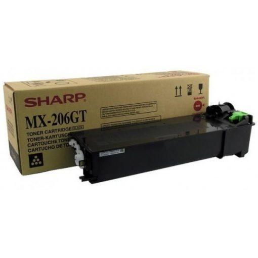 Sharp MX206GT Genuin Black Toner