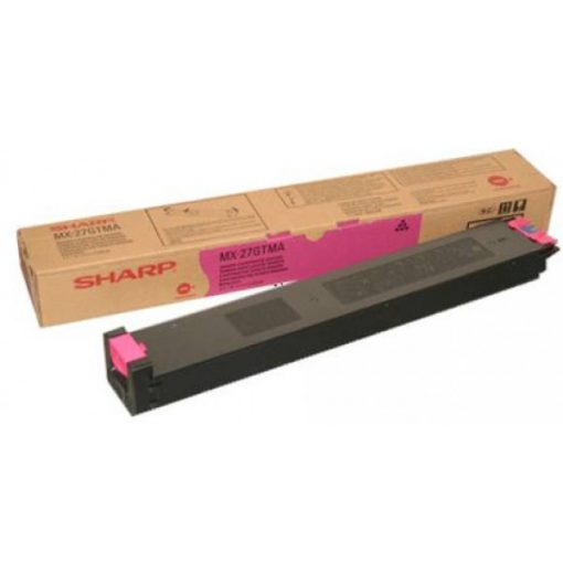 Sharp MX27GTMA Genuin Magenta Toner