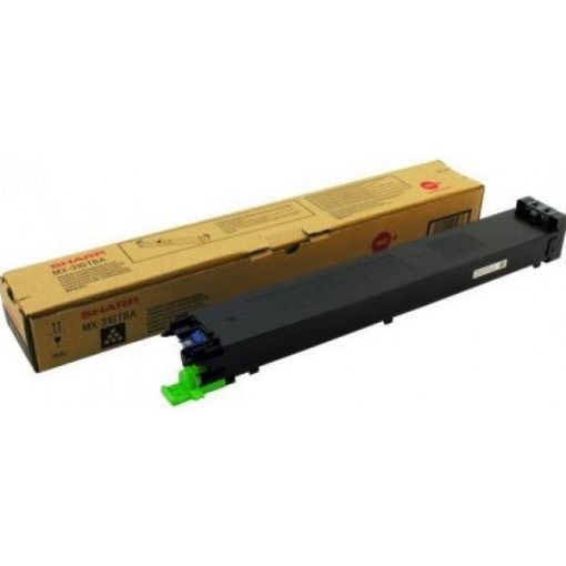 Sharp MX31GTBA Genuin Black Toner