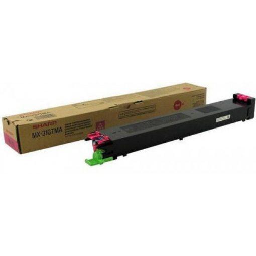 Sharp MX31GTMA Genuin Magenta Toner