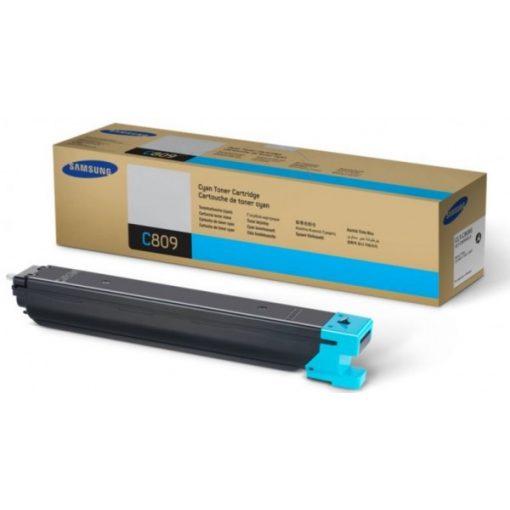 Samsung CLX9201/9301 CLT-C809S/ELS SS567A Eredeti Cyan Toner