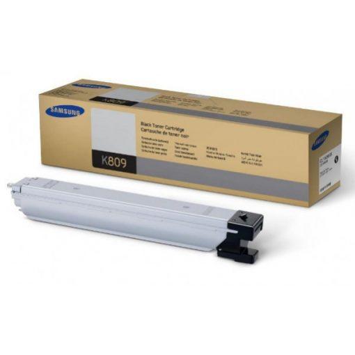 Samsung CLX9201/9301 CLT-K809S/ELS SS607A Eredeti Fekete Toner