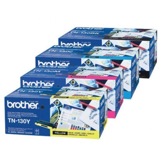 Brother TN130BK Eredeti Fekete Toner