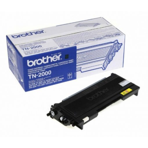 Brother TN2000 Eredeti Fekete Toner