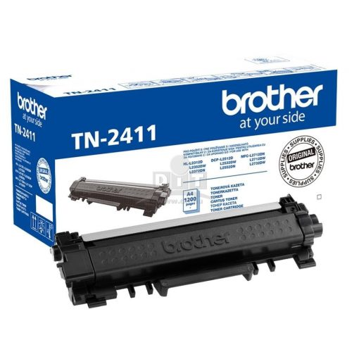 Brother TN2411 Eredeti Fekete Toner