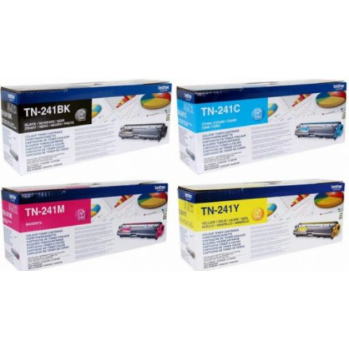 Brother TN241M Eredeti Magenta Toner