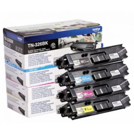 Brother TN326M Eredeti Magenta Toner