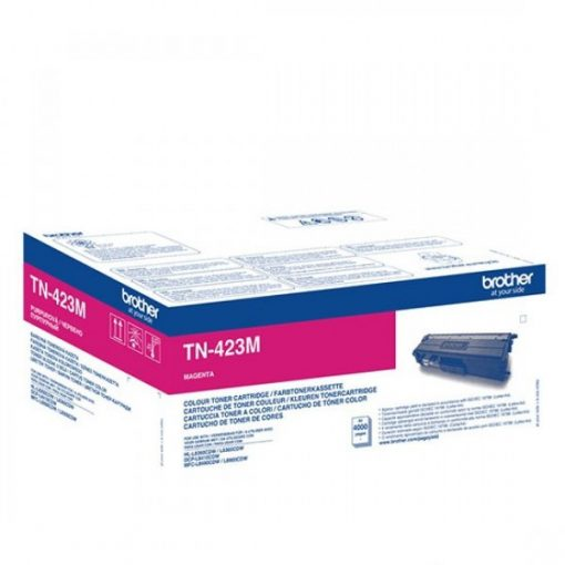 Brother TN423M Eredeti Magenta Toner