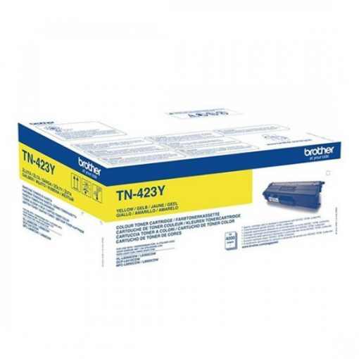 Brother TN423Y Eredeti Yellow Toner