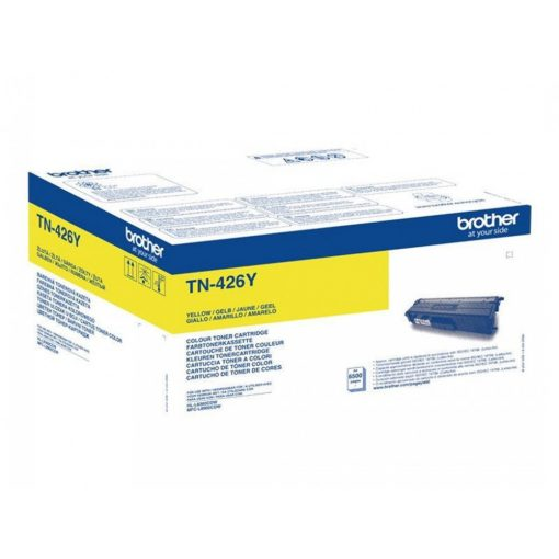 Brother TN426Y Eredeti Yellow Toner