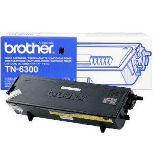 Brother TN6300 Eredeti Fekete Toner