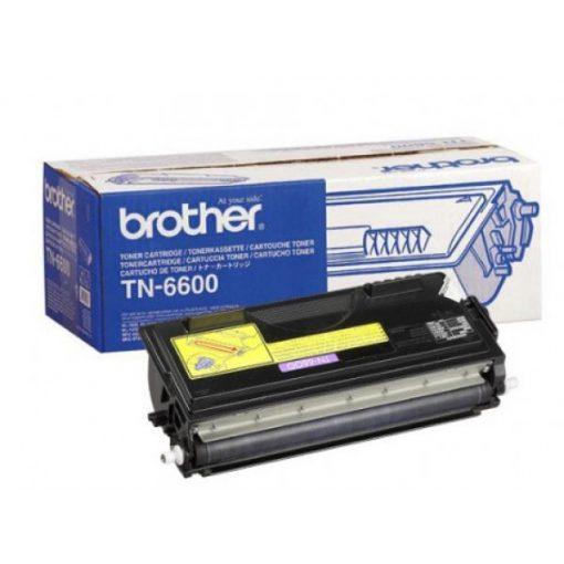 Brother TN6600 Eredeti Fekete Toner