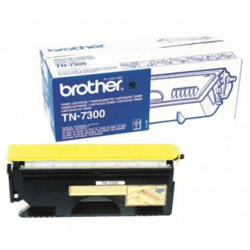 Brother TN7300 Eredeti Fekete Toner